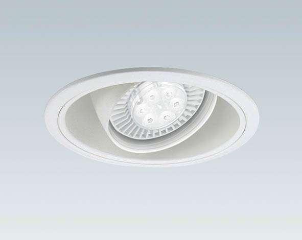 遠藤照明 ENDO ERD2815W_RA605FBAx1ユニバーサルダウンライト Φ150