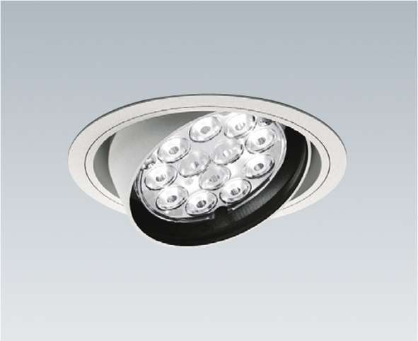 遠藤照明 ENDO ERD3875Wユニバーサルダウンライト Φ125