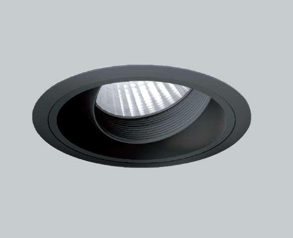 遠藤照明 ENDO ERD5276B快適調色ユニバーサルダウンライト Φ100
