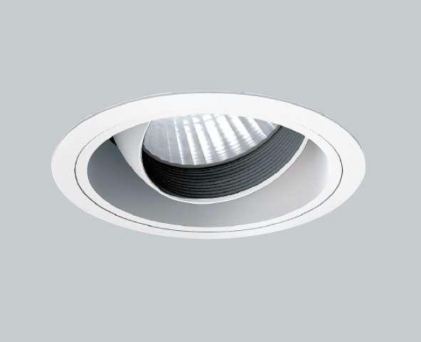 遠藤照明 ENDO ERD5277W快適調色ユニバーサルダウンライト Φ100