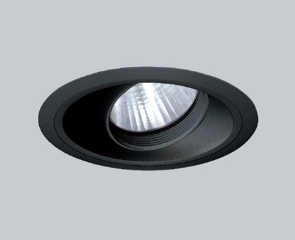 遠藤照明 ENDO ERD5280B快適調色ユニバーサルダウンライト Φ100