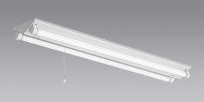 三菱電機  EL-LKV4342BAHX(26N4)  LED照明器具 直管LEDランプ搭載ベースライトLファインecoシリーズ(一般用途) 直付形 逆富士タイプ EL-LKV4342B AHX(26N4)