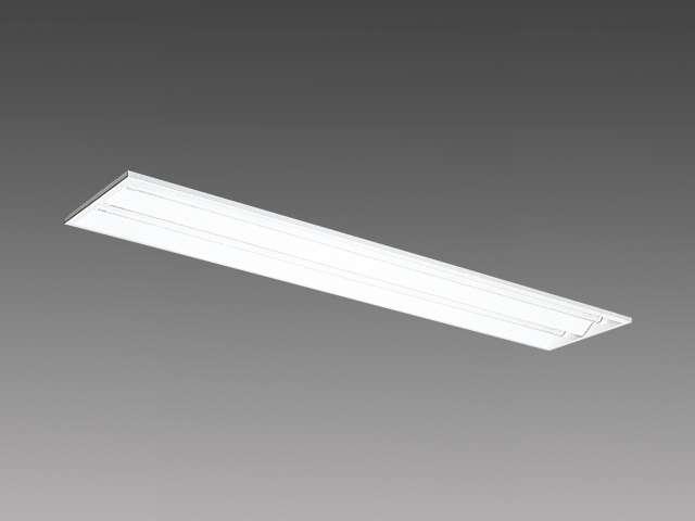 三菱電機  EL-LYB4212BAHN(34N3A)  LED照明器具 直管LEDランプ搭載ベースライトLファインecoシリーズ(一般用途) 埋込形 遮光制御タイプ 下面開放V反射板付(ルミファイン) EL-LYB4212B AHN(34N3A)