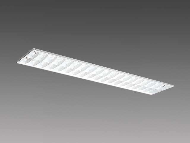 三菱電機  EL-LYB4252BAHX(34N3A)  LED照明器具 直管LEDランプ搭載ベースライトLファインecoシリーズ(一般用途) 埋込形 遮光制御タイプ 白色ルーバー付(マルチファイン) EL-LYB4252B AHX(34N3A)