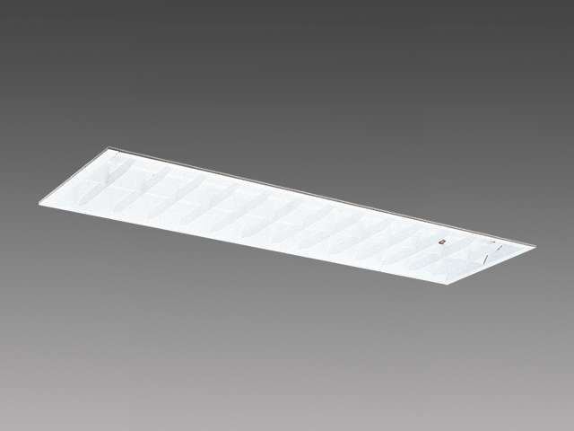 三菱電機  EL-LYB4322BAHN(34N3A)  LED照明器具 直管LEDランプ搭載ベースライトLファインecoシリーズ(一般用途) 埋込形 遮光制御タイプ 白色ルーバー付(マルチファイン) EL-LYB4322B AHN(34N3A)