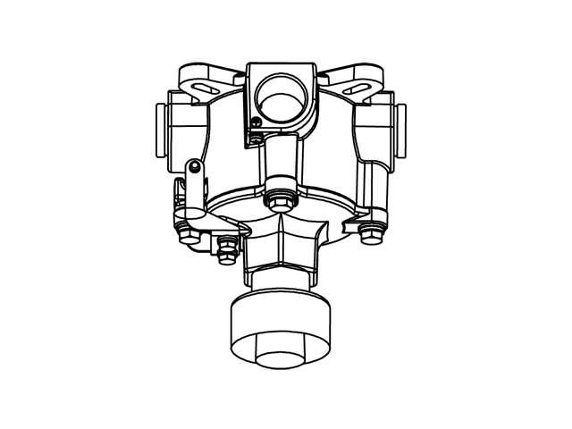 三菱電機 EL-X0122  LED照明器具 用途別ベースライト 防爆形器具 直付形 EL-X0122