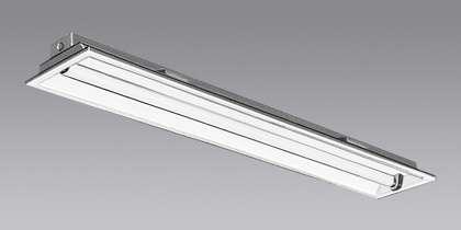 三菱電機  EL-LFB45001BAHX(34N3A)  LED照明器具 直管LEDランプ搭載ベースライトLファインecoシリーズ(一般用途) 埋込形 下面開放タイプ EL-LFB45001B AHX(34N3A)
