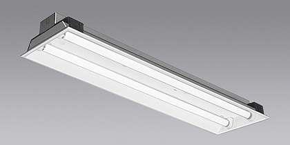 三菱電機  EL-LFB45702BAHX(34N3A)  LED照明器具 直管LEDランプ搭載ベースライトLファインecoシリーズ(一般用途) 埋込形 下面開放タイプ EL-LFB45702B AHX(34N3A)