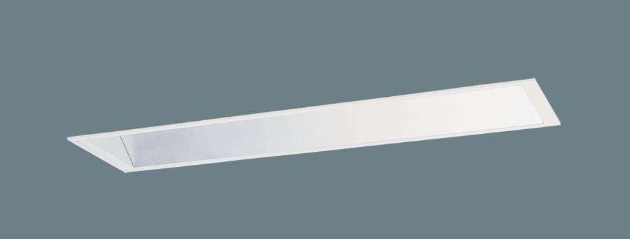 Panasonic NNF41718LT9 (別売ランプ込)学校用 天井埋込型 40形 直管LEDランプベースライト 連続調光型・調光タイプ(ライコン別売) 黒板灯 Hf蛍光灯32形定格出力型1灯器具相当/直管形蛍光灯FLR40形1灯器具相当 Hf32形定格出力型・2600 lm/FLR40形・2600 lm