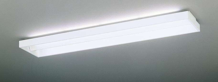 Panasonic NNF42591LT9 (別売ランプ込)学校用 天井直付型・天井吊下型 40形 直管LEDランプベースライト 連続調光型・調光タイプ(ライコン別売) スクールコンフォート Hf蛍光灯32形定格出力型2灯器具相当