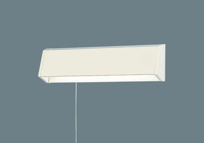 Panasonic NNF11889JLE1 壁直付型 LED(昼白色) ベッドライト プルスイッチ付 直管形蛍光灯FL15形1灯器具相当