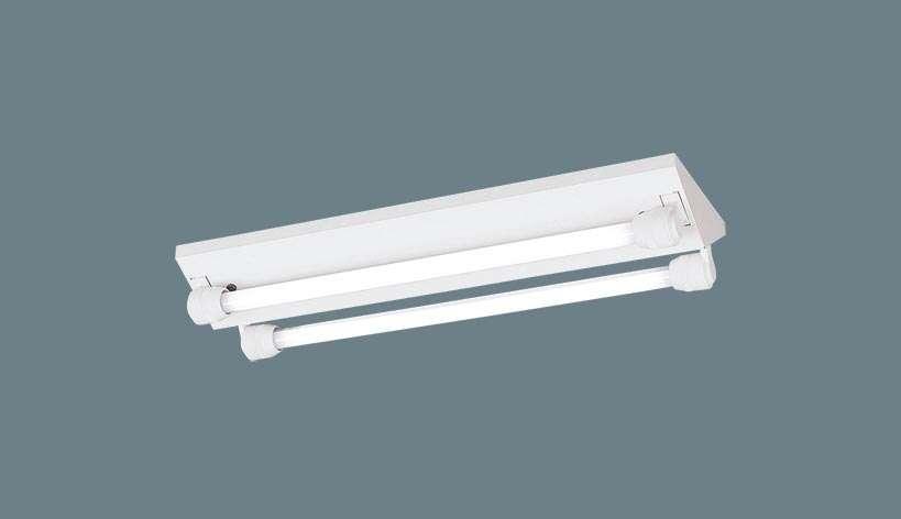 Panasonic NNFW22001LE9 (別売ランプ込)天井直付型 20形 直管LEDランプベースライト 防湿型・防雨型 富士型 直管形蛍光灯FL20形2灯器具相当 FL20形・1200 lmK