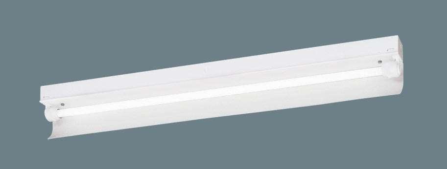 Panasonic NNFW41211LE9 (別売ランプ込)天井直付型 40形 直管LEDランプベースライト 防湿型・防雨型 片反射笠付型 Hf蛍光灯32形定格出力型1灯器具相当/直管形蛍光灯FLR40形1灯器具相当 Hf32形定格出力型・2600 lm/FLR40形・2600 lm