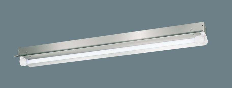 Panasonic NNFW41221CLE9 (別売ランプ込)天井直付型 40形 直管LEDランプベースライト ステンレス製 防湿型・防雨型 反射笠付型 Hf蛍光灯32形定格出力型1灯器具相当/直管形蛍光灯FLR40形1灯器具相当 Hf32形定格出力型・2600 lm/FLR40形・2600 lm