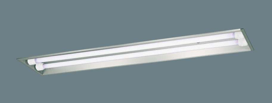 Panasonic NNFW42720KLE9 (別売ランプ込)天井埋込型 40形 直管LEDランプベースライト ステンレス製 防湿型・防雨型 下面開放型 Hf蛍光灯32形定格出力型2灯器具相当/直管形蛍光灯FLR40形2灯器具相当 Hf32形定格出力型・2600 lm/FLR40形・2600 lm