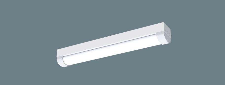Panasonic XLW213NENKLE9 天井直付型 20形 一体型LEDベースライト 防湿型・防雨型 iスタイル/ストレートタイプ/笠なし型 直管形蛍光灯FL20形2灯器具相当 FL20形・1600 lm