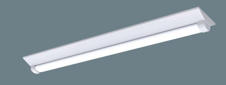 Panasonic XLW413DENZLE9 天井直付型 40形 一体型LEDベースライト ステンレス製 防湿型・防雨型 Dスタイル/富士型 直管形蛍光灯FLR40形1灯器具相当 FLR40形・2000 lm(節電)