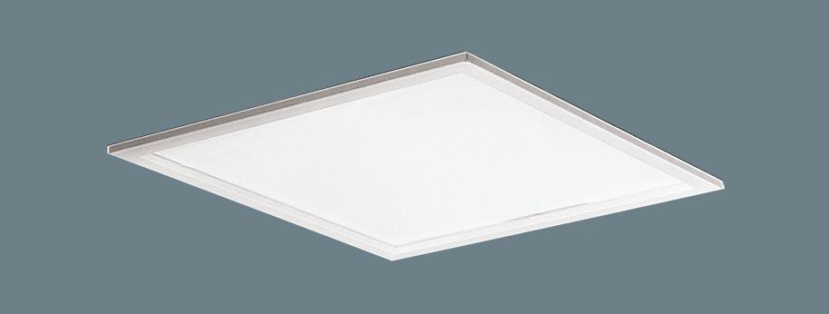 Panasonic XL573PFVC LA9 天井埋込型 LED(昼白色) 一体型LEDベースライト 乳白パネル 連続調光型・調光タイプ(ライコン別売) スクエアタイプ/パネル付型 コンパクト形蛍光灯FHP32形3灯器具相当 FHP32形