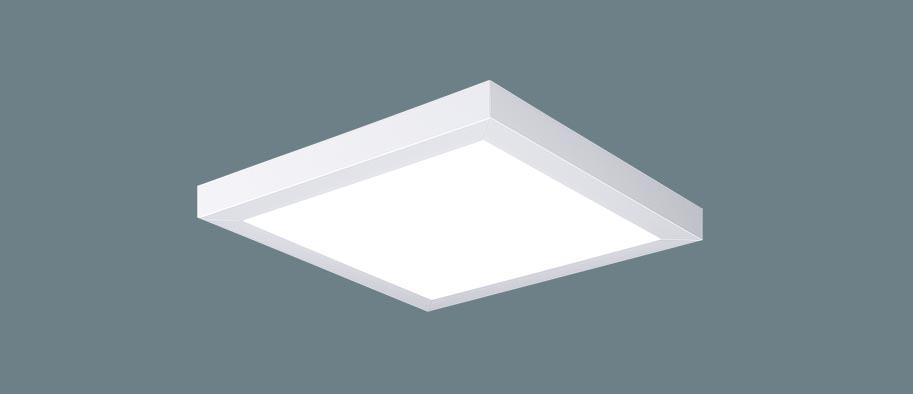 天井直付型 LED(昼白色) 一体型LEDベースライト 乳白パネル 連続調光型・調光タイプ(ライコン別売) スクエアタイプ/パネル付型 コンパクト形蛍光灯FHP32形高出力型4灯器具相当 FHP32形高出力型 XL675PFVC-LA9