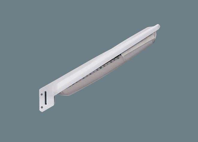 ◆受注品◆Panasonic NNY20384LE7 LED(電球色) 防犯灯 防雨型・明るさセンサなし パネル付型 水銀灯100形1灯器具相当