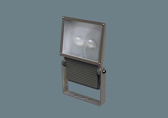 Panasonic NNY24913LE9 ポール取付型 LED(電球色) 投光器 広角タイプ配光 防雨型 パネル付型 CDM-TD150形1灯器具相当/CDM-TD70形1灯器具相当