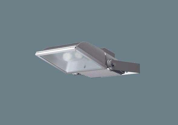 Panasonic NNY24914LE9 ポール取付型 LED(昼白色) 投光器 ワイド配光 防雨型 パネル付型 水銀灯200形1灯器具相当/CDM-TD150形1灯器具相当/CDM-TD70形1灯器具相当