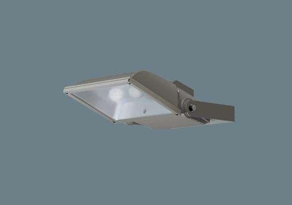 Panasonic NNY24905LE9 ポール取付型 LED(昼白色) 投光器 ワイド配光 防雨型 パネル付型 水銀灯100形1灯器具相当/CDM-TD70形1灯器具相当