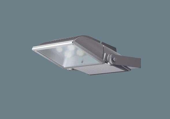 Panasonic NNY24934LE9 ポール取付型 LED(昼白色) 投光器 ワイド配光 防雨型 パネル付型 水銀灯400形1灯器具相当