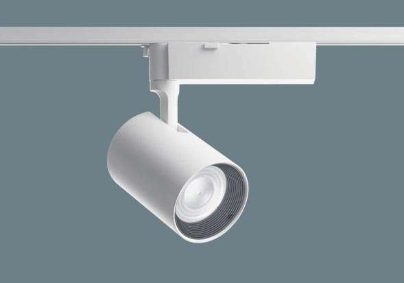 Panasonic【V】NTS05143WLE1スポットライト 配線ダクト取付型 LED(電球色) スポットライト ビーム角56度・拡散タイプ TOLSO(トルソー) HID70形1灯器具相当 LED 550形