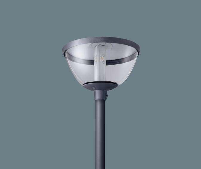 Panasonic XY7523LE9 ポール取付型 LED(電球色) モールライト 透明グローブ・半球タイプ 防雨型 水銀灯100形1灯器具相当/HID100形1灯器具相当 水銀灯100形