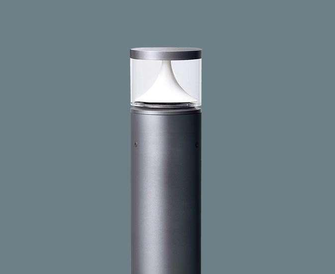 ◆受注品◆Panasonic XY1479 地中埋込型 LED(昼白色) ローポールライト ソーラー用・透明グローブタイプ 防雨型/地上高291mm LEDローポールライト