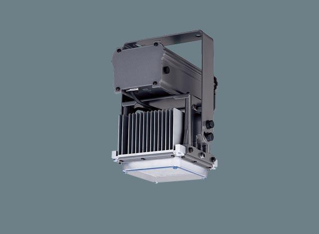 パナソニック Panasonic NNY20005LF9 天井直付型 LED(昼白色) 高天井用照明器具 中角タイプ 防湿型・防噴流型・耐塵型・定格出力初期照度補正型 パネル付型 マルチハロゲン灯250形1灯器具相当 1300形