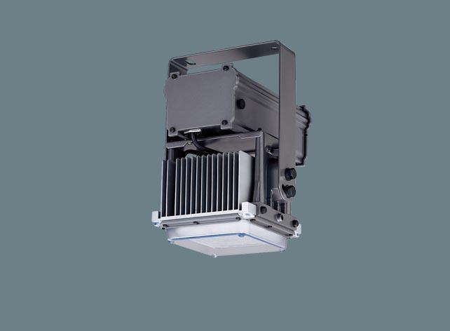 パナソニック Panasonic NNY20016LF9 天井直付型 LED(昼白色) 高天井用照明器具 広角タイプ 防湿型・防噴流型・耐塵型・定格出力初期照度補正型 パネル付型 マルチハロゲン灯400形1灯器具相当 2000形