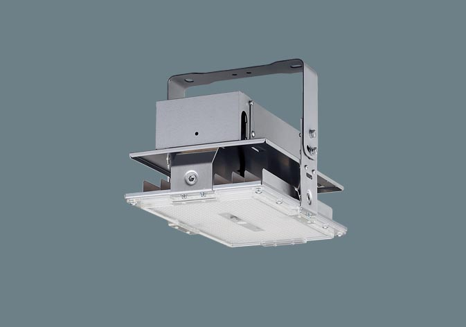 パナソニック Panasonic NYM20112LZ9 天井直付型 LED(昼白色) 高天井用照明器具 中角タイプ 連続調光初期照度補正型・調光タイプ(ライコン別売) マルチハロゲン灯400形1灯器具相当 2000形