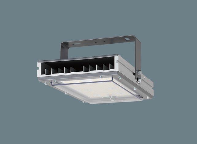 パナソニック Panasonic XYM2002LE9 天井直付型 LED(昼白色) 高天井用照明器具 拡散タイプ 防噴流型・耐塵型(灯具)・防噴流型・耐塵型(電源ユニット)・電源別置型 パネル付型 マルチハロゲン灯400形1灯器具相当