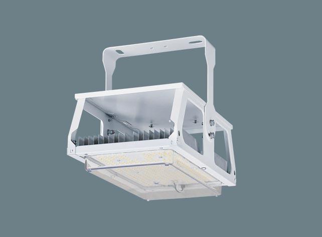 ◆受注品◆パナソニック Panasonic XYM2031LE9 天井直付型 LED(昼白色) 高天井用照明器具 拡散タイプ 電源別置型 パネル付型 水銀灯400形1灯器具相当