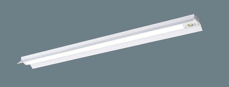 【V】Panasonic パナソニック NNLG41617 天井直付型 40形 器具本体(非常用) 自己点検スイッチ付・リモコン自己点検機能付・非常時LED一般出力型