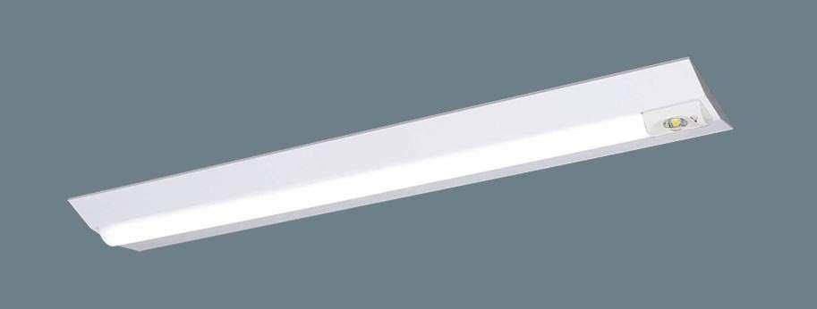 【V】Panasonic パナソニック NNLG41623 天井直付型 40形 器具本体(非常用) 自己点検スイッチ付・リモコン自己点検機能付・非常時LED一般出力型