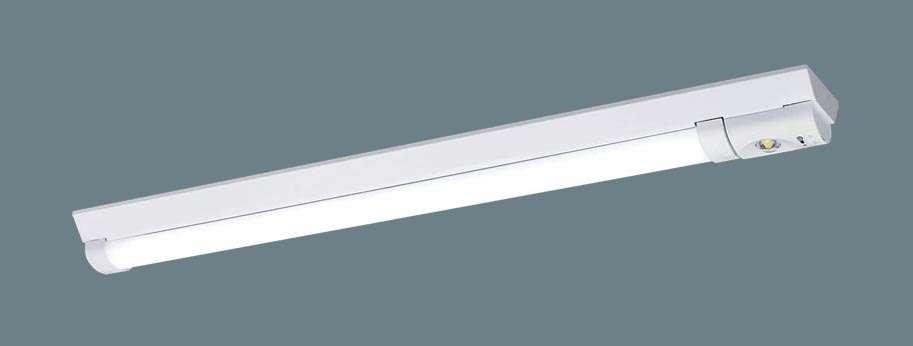 【V】Panasonic パナソニック XWG432AGNLE9 天井直付型 40形 一体型LEDベースライト(非常用) 30分間タイプ 防湿型・防雨型・自己点検スイッチ付・リモコン自己点検機能付・非常時LED一般出力型 Dスタイル
