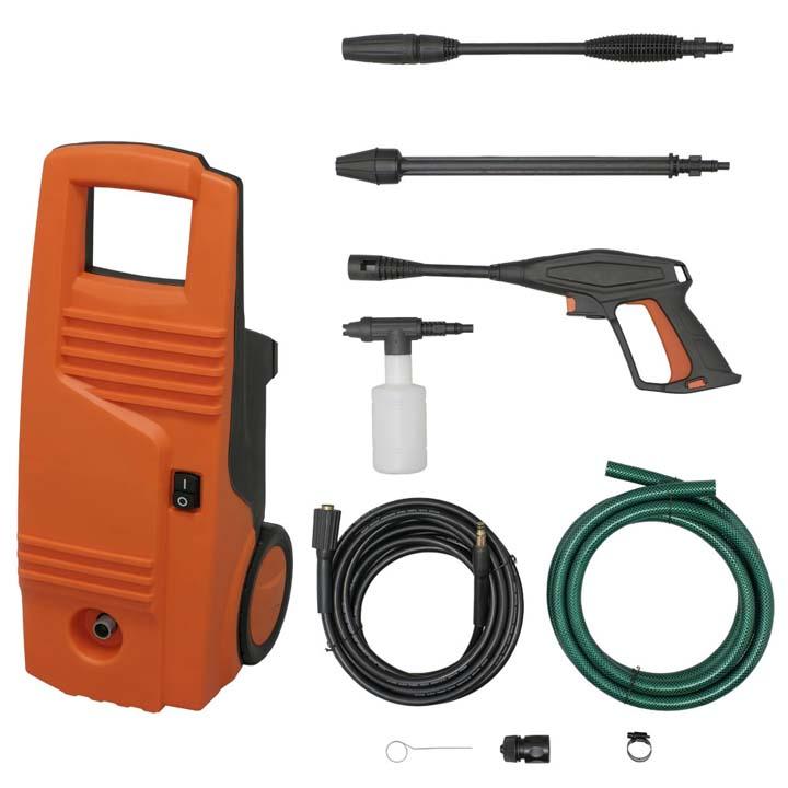 家庭用高圧洗浄機 10点セット アイリスオーヤマ 業界最高圧力 アイリス 大掃除 年末掃除 洗車 外壁掃除 換気扇掃除