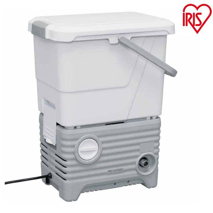 家庭用高圧洗浄機 タンク式高圧洗浄機 12点セット アイリスオーヤマ アイリス 大掃除 年末掃除 洗車 外壁掃除 換気扇掃除 [あす楽]