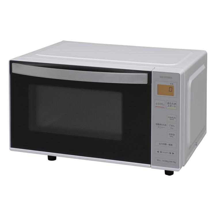 電子レンジ IMB-1802  レンジ ヘルツフリー フラットタイプ フラット庫内 18L 東日本 西日本 家電 キッチン家電 調理家電 アイリスオーヤマ