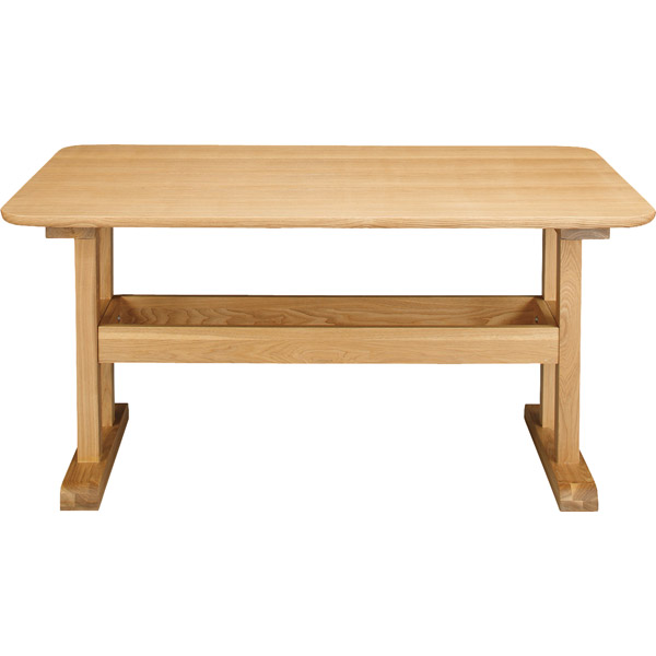 【送料無料】【TD】デリカ ダイニングテーブル HOT-456NA ダイニングテーブル テーブル ダイニング 食卓 木製北欧 シンプル ナチュラル モダン 木目 【東谷】【お取寄せ品】