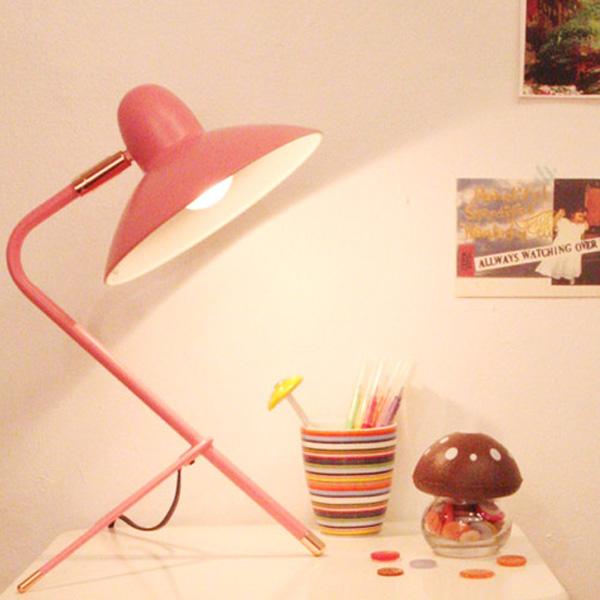 アルル デスクライト Arles desk lamp berry mint【B】DI CLASSE【TC】【お取寄せ品】