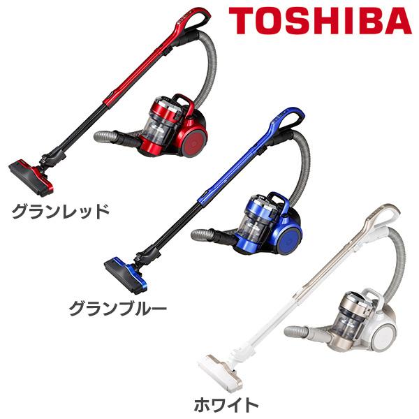 【送料無料】TOSHIBA[東芝 ]サイクロン式クリーナー トルネオ V VC-SG514-R・VC-SG514-L・VC-SG514-W グランレッド・グランブルー・ホワイト【D】