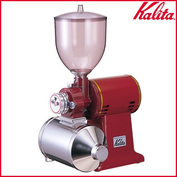 【送料無料】Kalita〔カリタ〕電動コーヒーミル ハイカットミル(HIGH CUT MILL)【TC】【お取寄せ品】