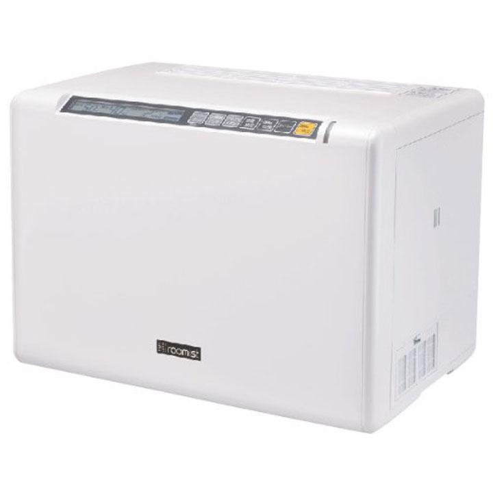スチームファン蒸発式加湿器 roomist ミストホワイト SHE120PD送料無料 加湿器 蒸発式 湿度 潤い 三菱重工【D】