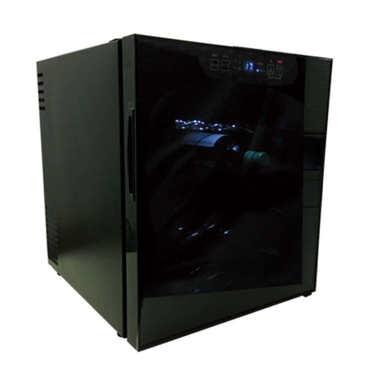 ワイン庫 ワイン収納 ペルチェ方式 冷却 静か 高級感 SIS送料無料 ワイン シンプル コンパクト 家庭用 ワイン収納庫 冷蔵 冷蔵庫[sin ]