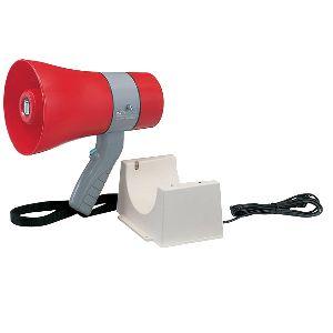 【送料無料】ユニペックス 〔UNI-PEX〕 充電式6W防滴メガホン TR-215CS【KM】【TC】(サイレン付き)【お取寄せ品】