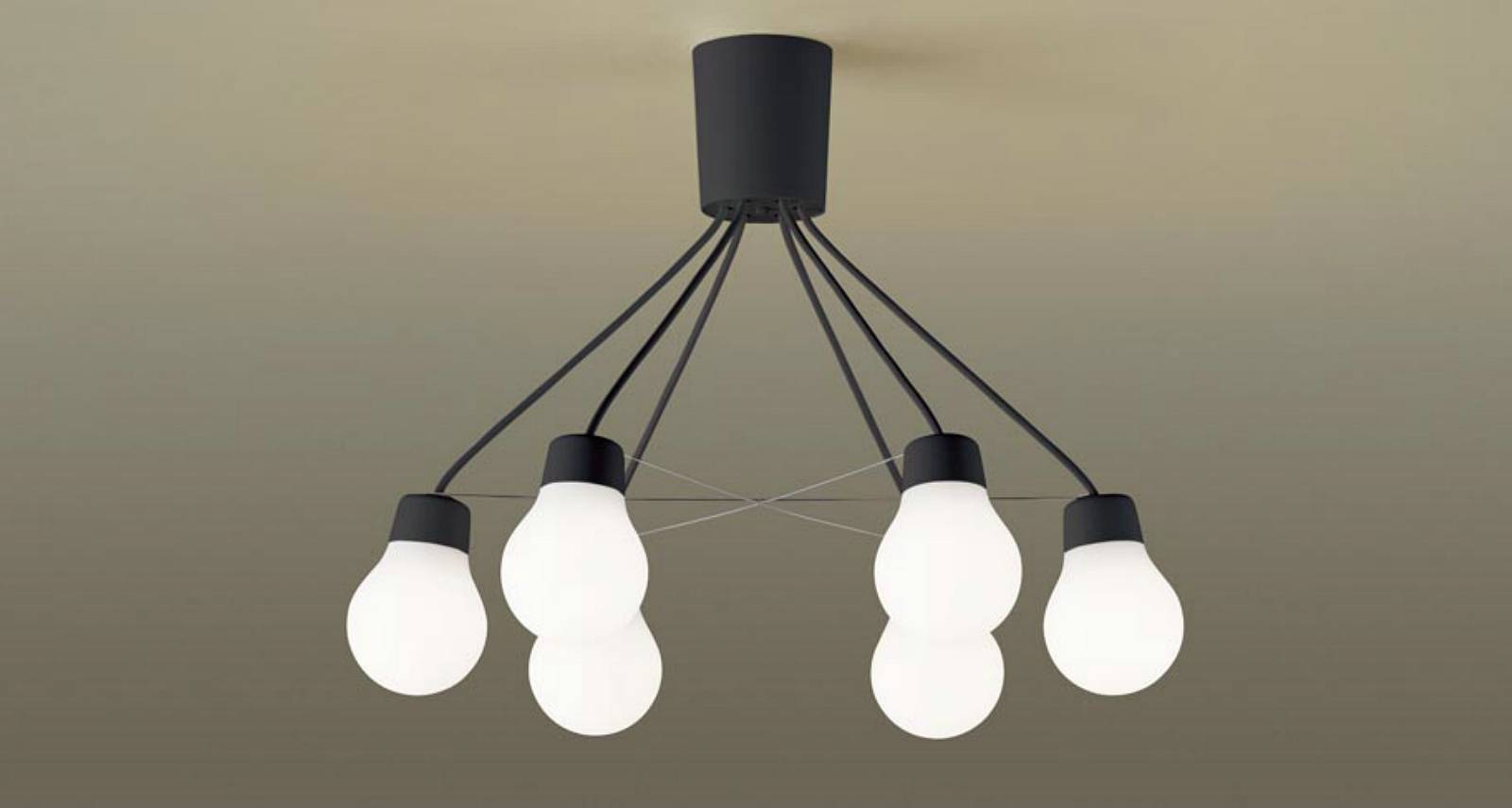 T区分 パナソニック LGB57629BCE1 シャンデリア ~6畳 LED【setsuden_led】